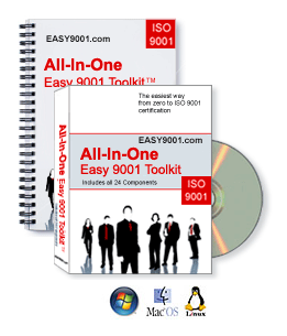 All-In-One Easy 9001 Toolkit